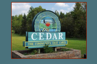 Cedar, Michigan: The Community That Cares